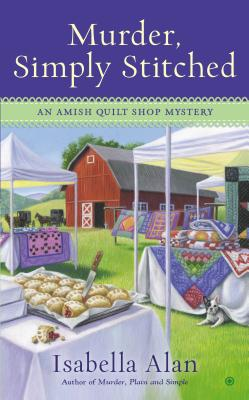 "Image for ""Murder, Simply Stitched: An Amish Quilt Shop Mystery"""