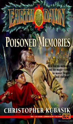 Image for Poisoned Memories (Earthdawn) (Bk. 3)