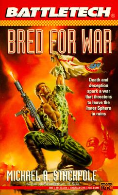 Image for Battletech 16:  Bred for War (Bk. 16)