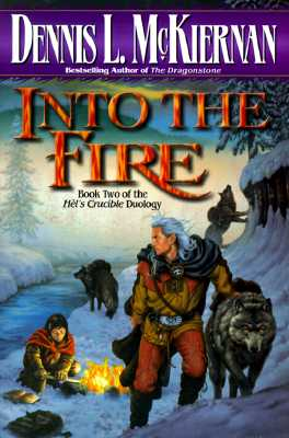 Image for INTO THE FIRE