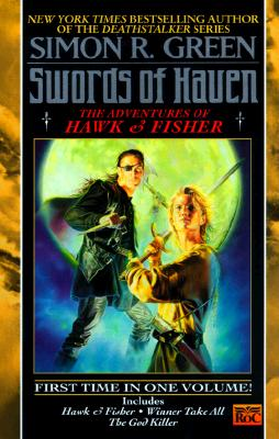 Image for Swords of Haven: The Adventures of Hawk & Fisher