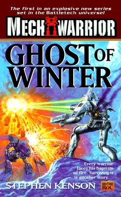 Image for Ghost Of Winter (Mechwarrior Series 1)