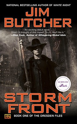 Image for Storm Front (The Dresden Files, Book 1)
