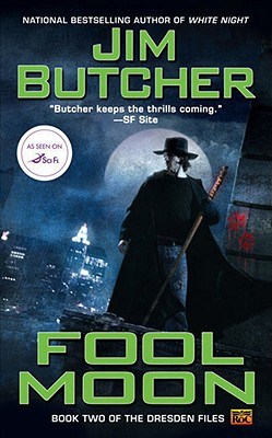 Image for Fool Moon: Book two of The Dresden Files