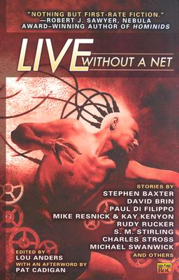 Image for LIVE WITHOUT A NET