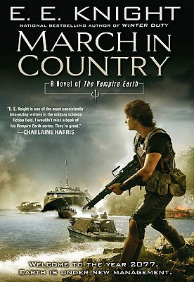 Image for March in Country: A Novel of the Vampire Earth