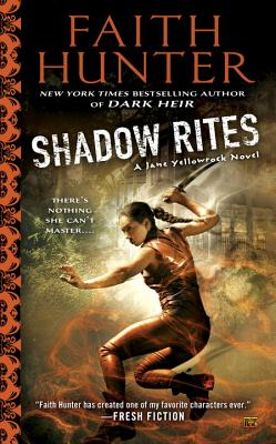 Image for SHADOW RITES A JANE YELLOWROCK NOVEL # 10