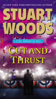 Image for Cut and Thrust: A Stone Barrington Novel
