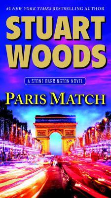 Image for Paris Match: A Stone Barrington Novel