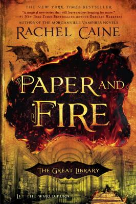 Image for PAPER AND FIRE