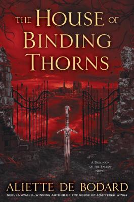 Image for THE HOUSE OF BINDING THORNS (signed)
