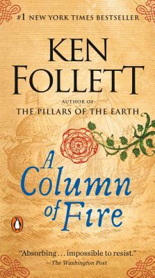 Image for Column of Fire: A Novel (Kingsbridge)