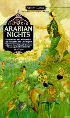 Image for The Arabian Nights: The Marvels and Wonders of the Thousand and One Nights