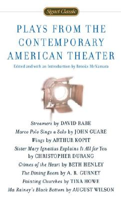 Image for PLAYS FROM THE CONTEMPORARY AMERICAN THEATER