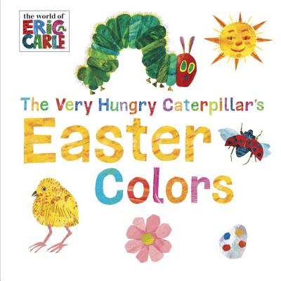 Image for VERY HUNGRY CATERPILLAR'S EASTER COLORS