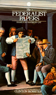 Image for The Federalist Papers (Mentor Book, Mt328)