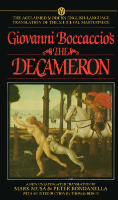 The Decameron, Boccaccio, Giovanni