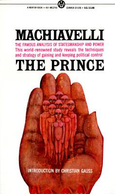 The Prince (Mentor), Niccolo Machiavelli