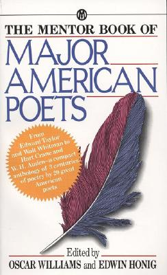 Image for The Mentor Book of Major American Poets