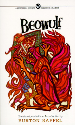 Image for Beowulf (Mentor Series)