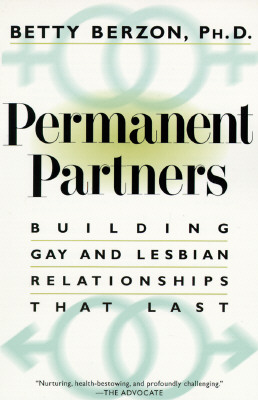 Image for Permanent Partners: Building Gay and Lesbian Relationships That Last (Plume)