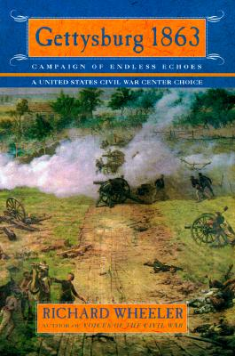 Image for Gettysburg 1863: Campaign of Endless Echoes