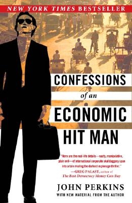 Image for CONFESSIONS OF AN ECONOMIC HIT MAN