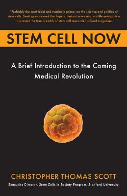 Stem Cell Now, Christopher Thomas Scott