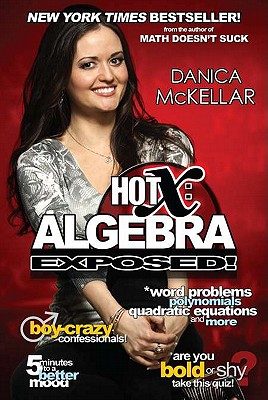 Image for Hot X: Algebra Exposed!
