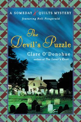 The Devil's Puzzle: A Someday Quilts Mystery, Clare O'Donohue