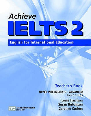 Image for Achieve IELTS Teacher's Book  English for International Education