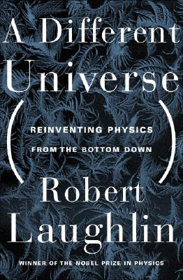 Image for A Different Universe: Reinventing Physics from the Bottom Down