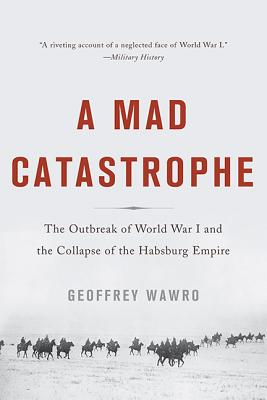 Image for A Mad Catastrophe: The Outbreak of World War I and the Collapse of the Habsburg Empire