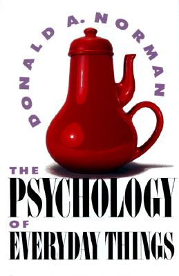 Image for The Psychology Of Everyday Things [Hardcover] by Norman, Don