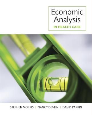 Image for Applied Methods of Cost-benefit Analysis in Health Care (Handbooks in Health Economic Evaluation) by Emma McIntosh (2010-09-03)