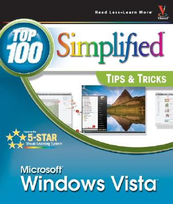 Image for Windows Vista: Top 100 Simplified Tips and Tricks