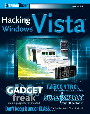 Image for Hacking Windows Vista: ExtremeTech
