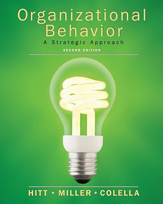 Image for Organizational Behavior: A Strategic Approach