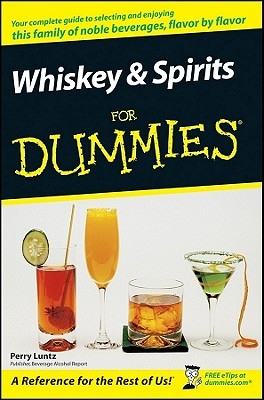 Image for Whiskey and Spirits For Dummies