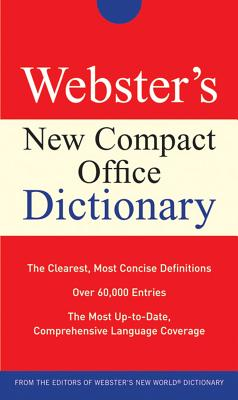 Image for Webster's New Compact Office Dictionary (Custom)