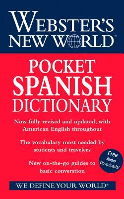Webster's New World Pocket Spanish Dictionary, Harraps