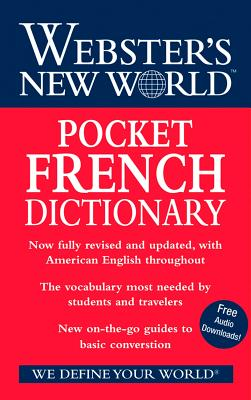 Webster's New World Pocket French Dictionary, Harraps