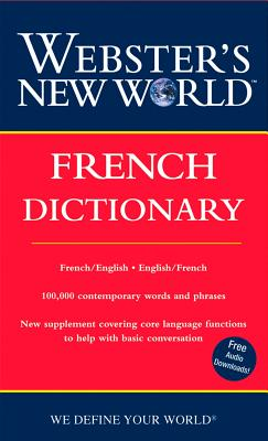 Webster's New World French Dictionary (2nd Ed), Harraps