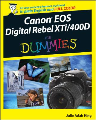 Image for Canon EOS Digital Rebel XTi / 400D For Dummies