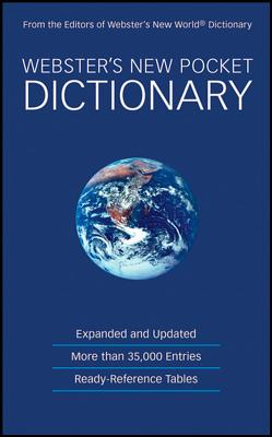 Image for Webster's New Pocket Dictionary, Target Edition