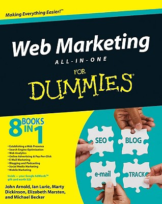 Image for Web Marketing All-in-One Desk Reference For Dummies