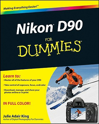 Image for Nikon D90 For Dummies