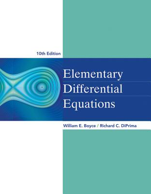 Image for Elementary Differential Equations
