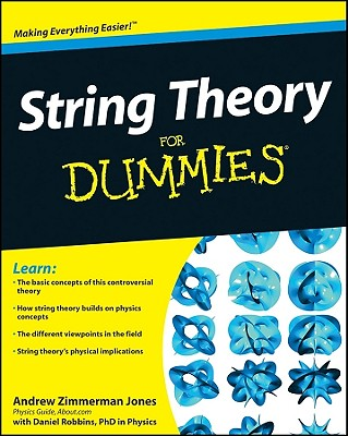 Image for String Theory For Dummies