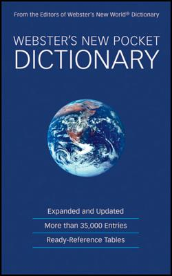 Image for Webster's New Pocket Dictionary